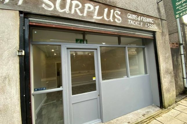 Thumbnail Retail premises to let in Dunraven Street, Tonypandy -, Tonypandy