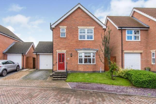 Thumbnail Detached house for sale in Captains Close, Goole, East Riding Yorkshire