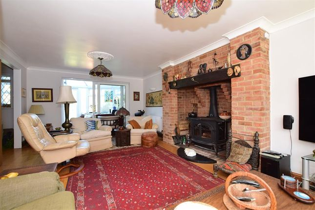 Thumbnail Detached house for sale in Waters Edge, Maidstone, Kent