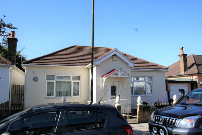 Thumbnail Detached bungalow for sale in Edgehill Road, Mitcham