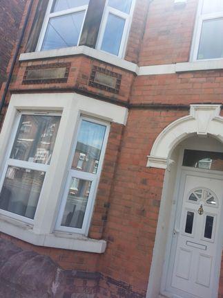 Thumbnail Semi-detached house to rent in Dunlop Avenue, Nottinghamshire
