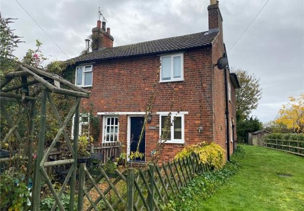 Thumbnail Semi-detached house to rent in Lilac Cottage, Moor End Road, Radwell
