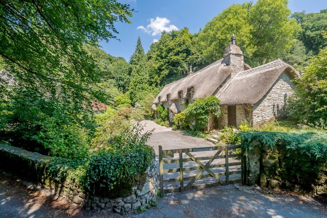 Thumbnail Detached house for sale in Buckland-In-The-Moor, Ashburton, Newton Abbot, Devon