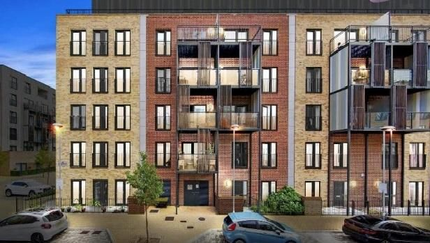 2 bed flat for sale in Maxwell Road, Romford Reflection, Romford, Essex RM7
