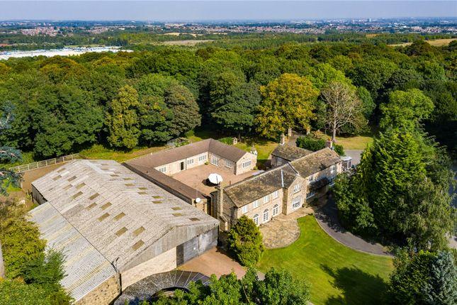 Equestrian property for sale in Edlington Wood House, Edlington, Doncaster, South Yorkshire DN12