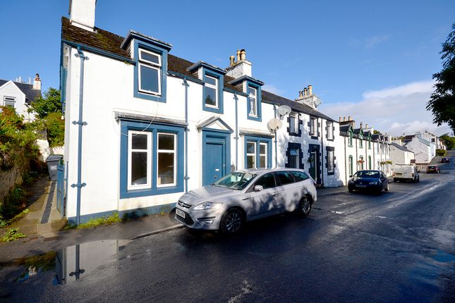 Thumbnail End terrace house for sale in Breadalbane Street, Tobermory, Isle Of Mull