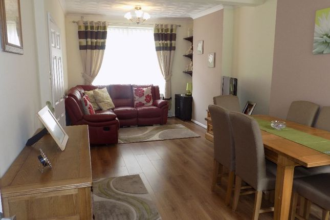 Thumbnail Terraced house for sale in Gladstone Street, Abertillery, Gwent. 1Ne.