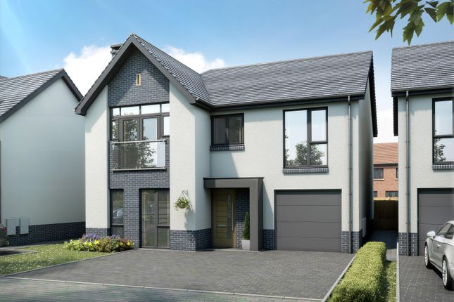 Thumbnail Detached house for sale in Loxley Road, Stratford-Upon-Avon, Warwickshire