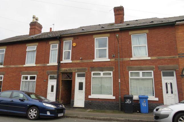 Image of Arundel Street, Derby DE22