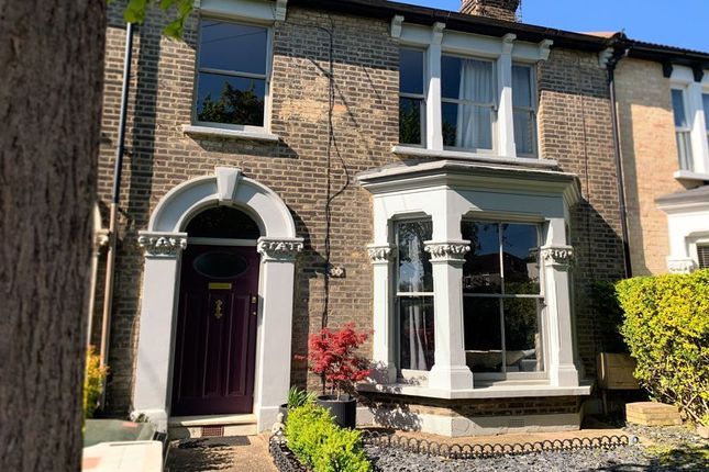 Thumbnail Terraced house for sale in Durham Road, London