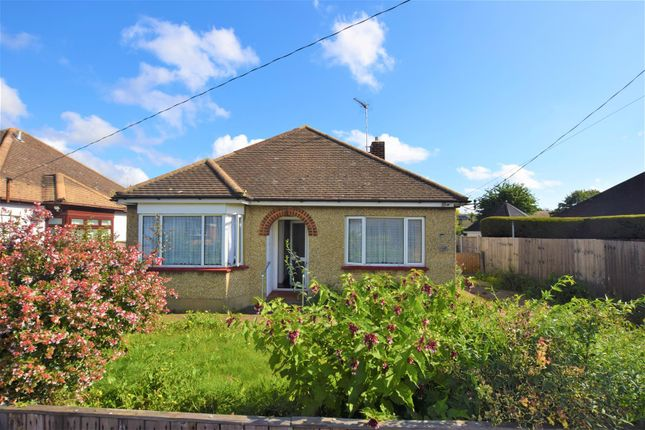 Thumbnail Detached bungalow for sale in Third Avenue, Corringham, Stanford-Le-Hope