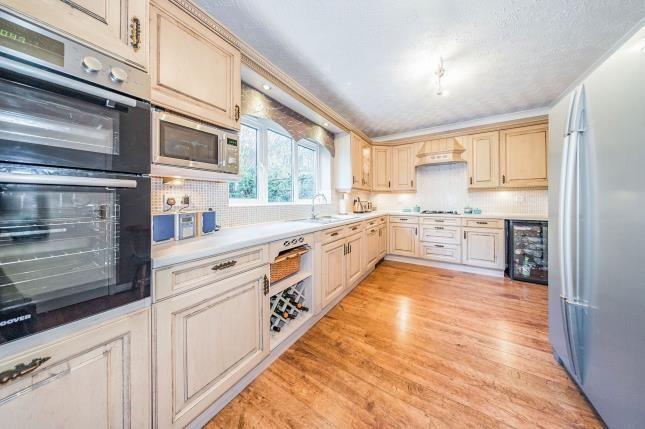Kitchen of Copperwood, Norton, Runcorn, Cheshire WA7