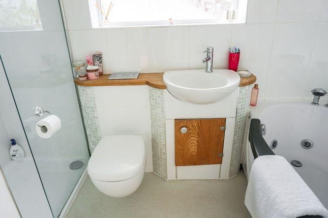 Bathroom of Reservoir Road North, Prenton CH42