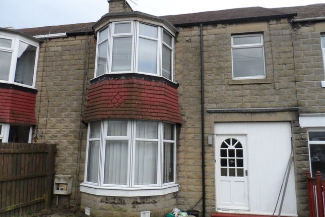 Thumbnail Terraced house to rent in Welbeck Terrace, Ashington