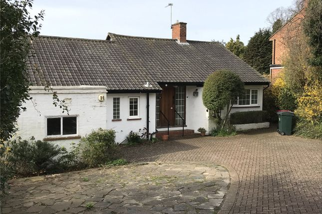 Thumbnail Detached bungalow to rent in St Peters Avenue, Caversham, Reading, Berkshire