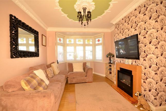 Thumbnail Semi-detached house for sale in Roding Avenue, Woodford Green, Essex
