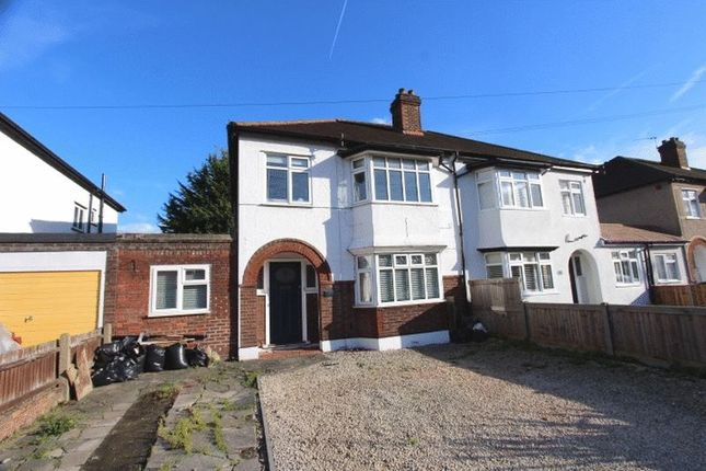 Thumbnail Flat for sale in Nightingale Road, Carshalton