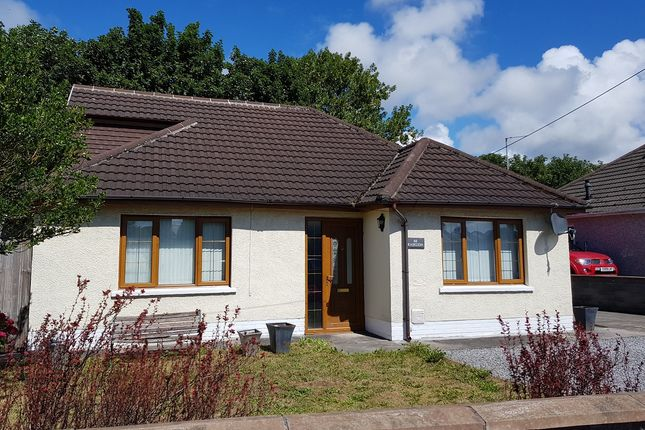 Thumbnail Bungalow for sale in Marlas Road, Pyle
