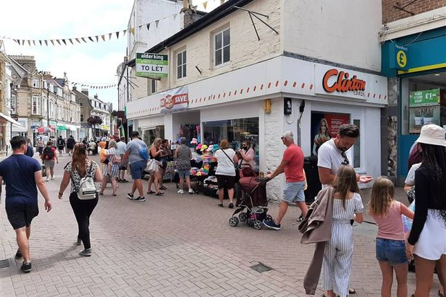 Thumbnail Retail premises to let in Bank Street, Newquay