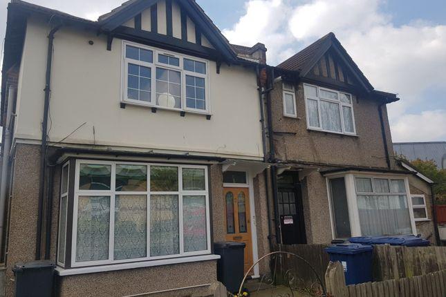 Thumbnail Maisonette to rent in Coronation Villas, Coronation Road, London