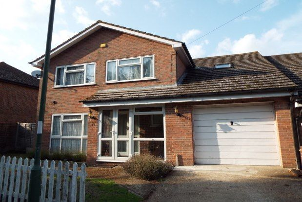 Thumbnail Detached house to rent in Broomhills Betsham Road, Gravesend