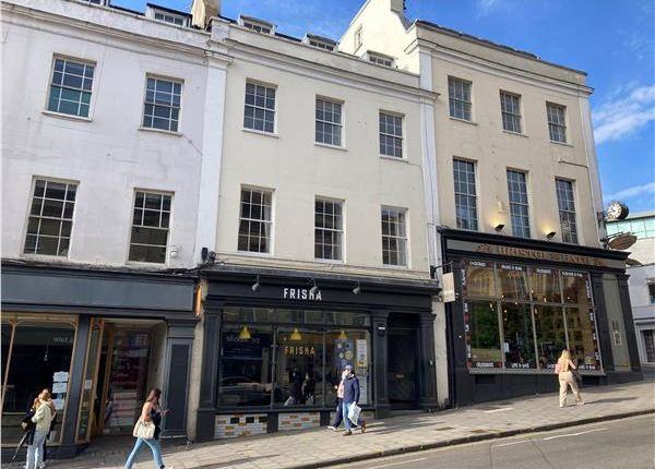 Thumbnail Retail premises to let in 87 Park Street, Bristol