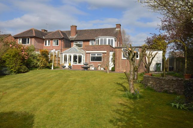 Thumbnail Semi-detached house for sale in Woodlands Lane, Quarndon, Derby