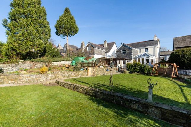 Thumbnail Detached house for sale in St. Stephens Hill, Launceston, Cornwall