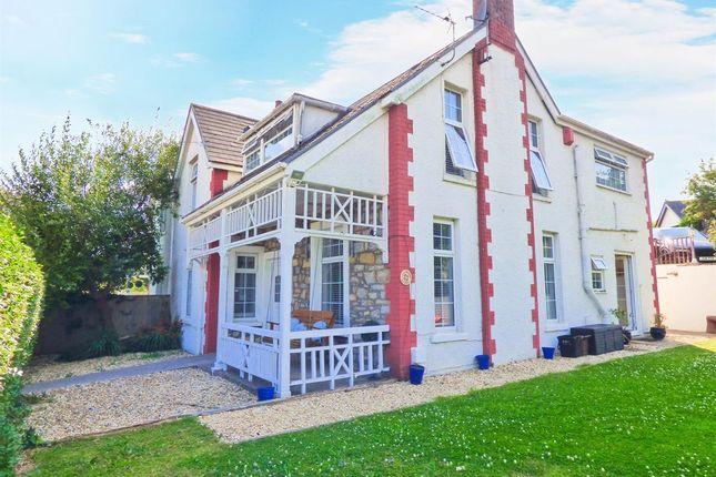 Thumbnail Semi-detached house for sale in Glan-Y-Parc, Bridgend