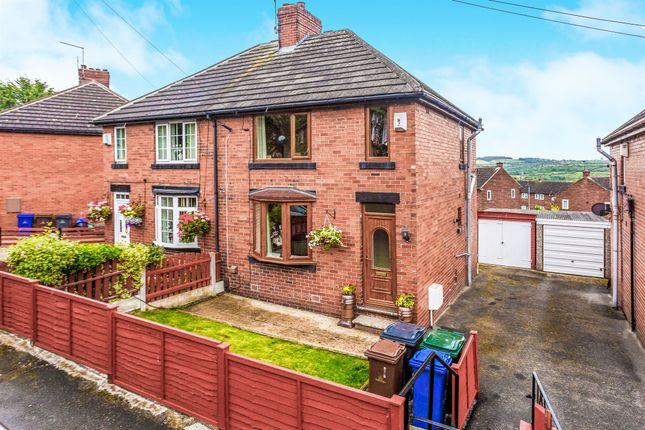 Thumbnail Semi-detached house for sale in Croft Street, Worsbrough, Barnsley
