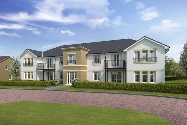 "Thumbnail Flat for sale in ""Arran"" at Cathkin Road, Carmunnock, Clarkston, Glasgow"