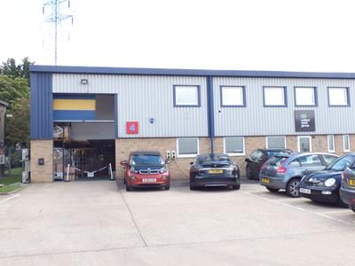 Thumbnail Light industrial to let in Unit 4, St. Margarets Way, Huntingdon, Cambridgeshire