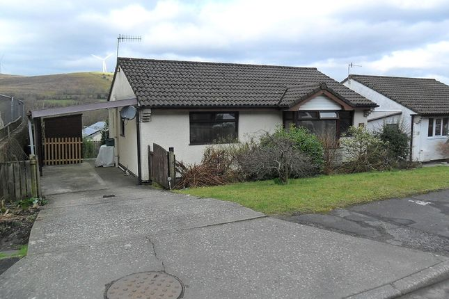 Thumbnail Detached bungalow to rent in Heol Y Gors, Cwmgors, Ammanford, Carmarthenshire.