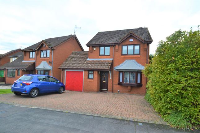 Front Aspect of Ennerdale Road, Tyldesley, Manchester M29