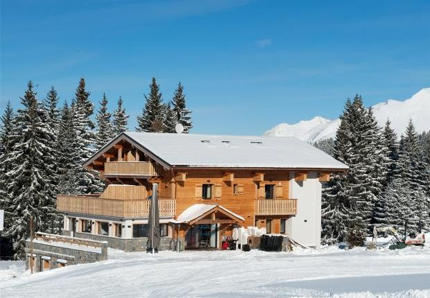 Thumbnail Commercial property for sale in Altitude Lodge, Les Gets, France