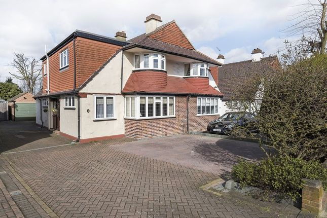 Thumbnail Semi-detached house to rent in Southwood Road, London