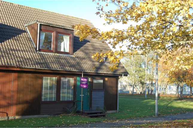 Thumbnail Semi-detached house for sale in Kembhill Park, Kemnay