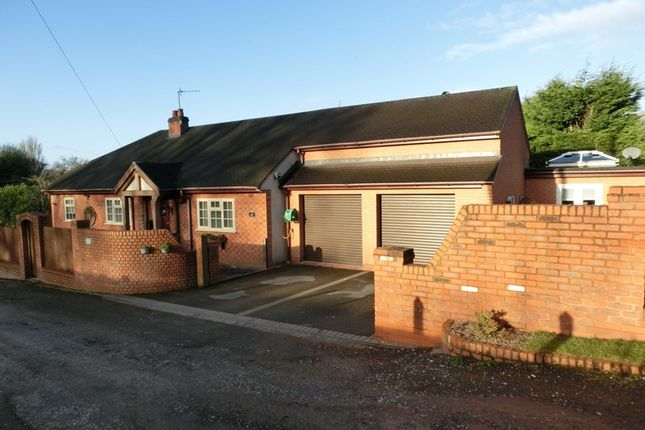 Thumbnail Detached bungalow for sale in Houndsfield Lane, Tidbury Green, Solihull