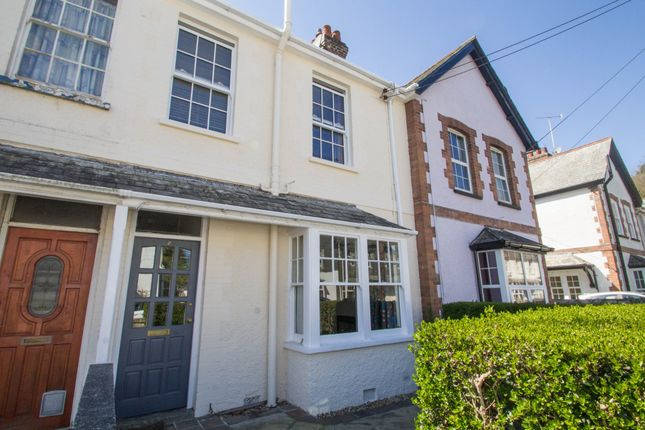 Thumbnail Terraced house for sale in College Avenue, Tavistock