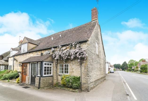 Thumbnail End terrace house for sale in Main Street, Bretforton, Evesham, Worcestershire