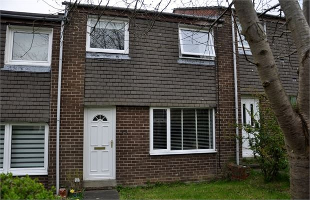 Thumbnail Terraced house for sale in Abbey View, Hexham