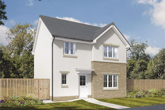 Thumbnail Detached house for sale in Meikle Earnock Road, Hamilton
