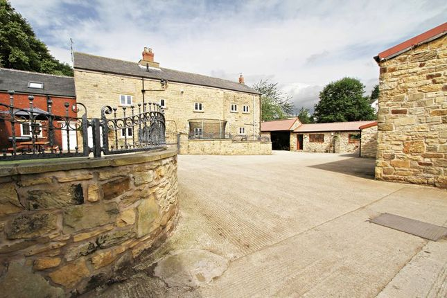 Thumbnail Detached house for sale in The Green, Barnburgh, Doncaster