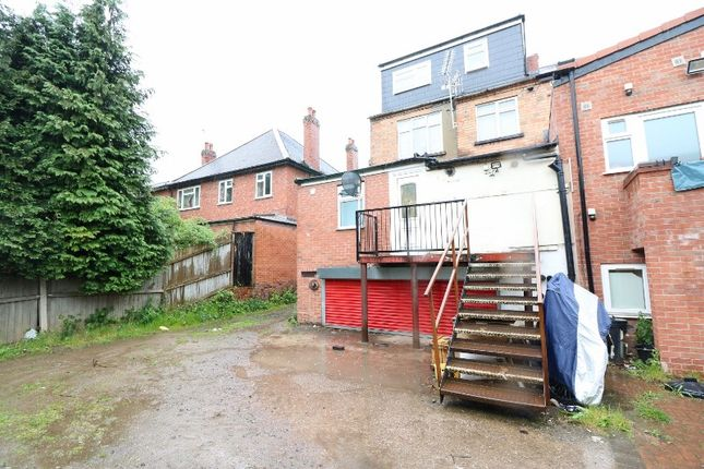 Thumbnail Studio to rent in Grove Lane, Handsworth