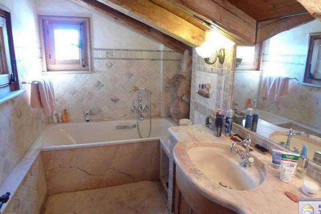 Bathroom of Verbier, 1936 Bagnes, Switzerland