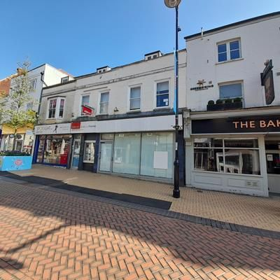 Thumbnail Commercial property for sale in Winchester Street, Basingstoke, Hants