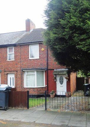 Thumbnail Land for sale in 3 Buxton Road, Erdington 5Hn, & 44 Chilvers Grove, Kingshurst, Birmingham