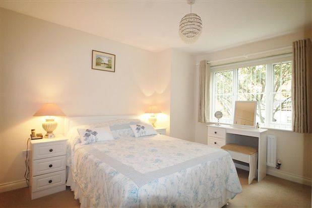 Master Bedroom of Grammar School Gardens, Ormskirk L39