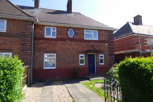 Semi-detached house to rent in Boundary Road, Beeston, Nottingham