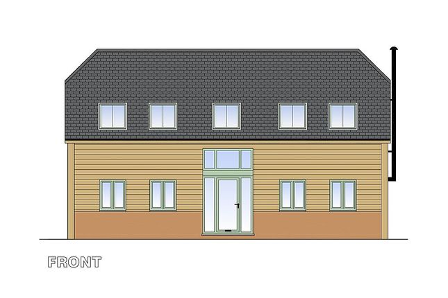 Thumbnail Detached house for sale in Brewers Yard, Potterhanworth, Lincoln, Lincolnshire